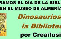 Dinosaurios en la Biblbioteca