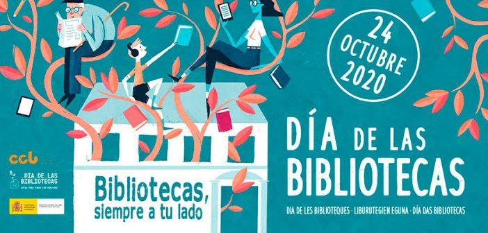Día de las Bibliotecas 2020 en Almería