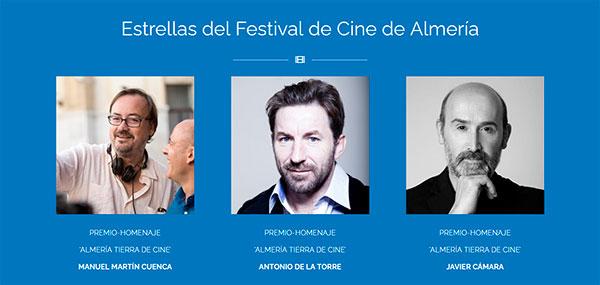 Festival Internacional DE CINE DE ALMERÍA 2020