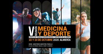 V Reunión de Medicina y Deporte en Almería