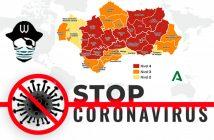 Medidas en Andalucia para frenar el COVID