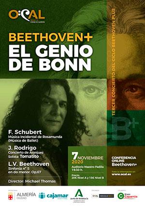 Concierto Beethoven + El genio de Bonn Director
