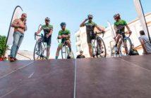 Prueba ciclista - I Crono por Equipos de Rioja