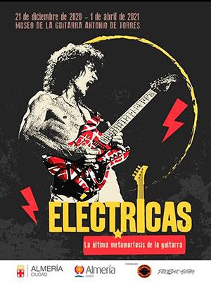 Eléctricas. La Última Metamorfosis De La Guitarra