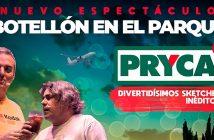 """Paco Calavera y Pepe Céspedes """"Botellón en el parque del Pryca"""""""