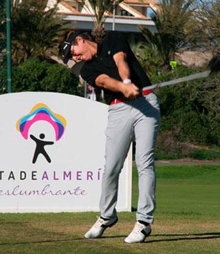 "Campeonato de España de golf ""Costa de Almería"""
