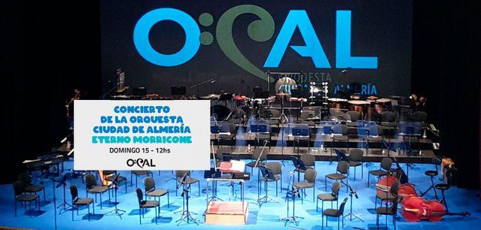 Concierto homenaje a Ennio Morricone - FICAL 2020