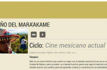 Filmoteca Andalucía - El sueño del Mara'akame