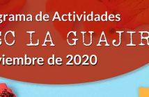 La Guajira - Programación Noviembre 2020