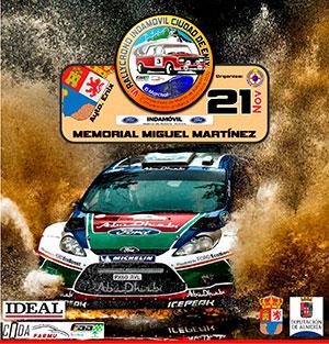 Rally-Crono Indamovil Ciudad de Enix-Memorial Miguel Martínez