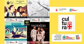 Circuito Municipal de Música y Artes Escénicas 'Re-activaCultura20'