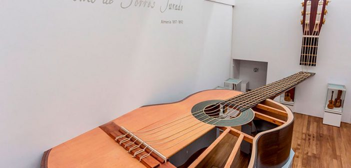 Talleres infantiles en el Museo de la Guitarra