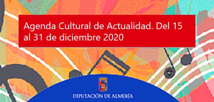 Agenda Cultural de la Diputación de Almería