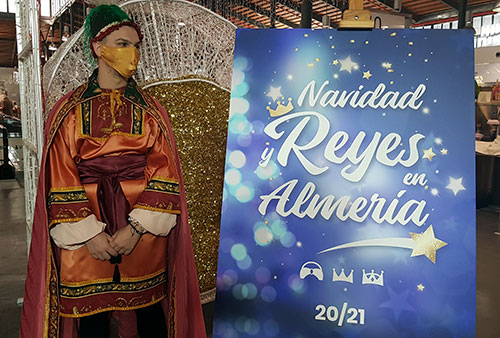 Almería - Programación de Navidad 2020/21
