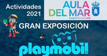 """Exposición """"Playmobil en el Mar"""""""
