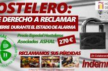 INDEMNIZA Plataforma de Hostelería de España