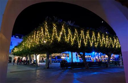 Navidad infantil Plaza Vieja de Almería