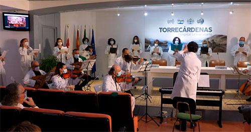 Orquesta y Coro del Hospital Universitario Torrecárdenas