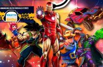 "Roquetas Gaming Show ""Lockdown edition"""