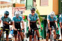 Ciclismo - Crono por Equipos en Tabernas