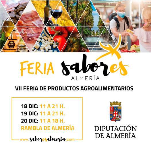VII Feria Sabores de Almería