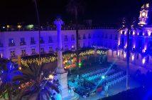 Navidad infantil - Plaza Vieja de Almería