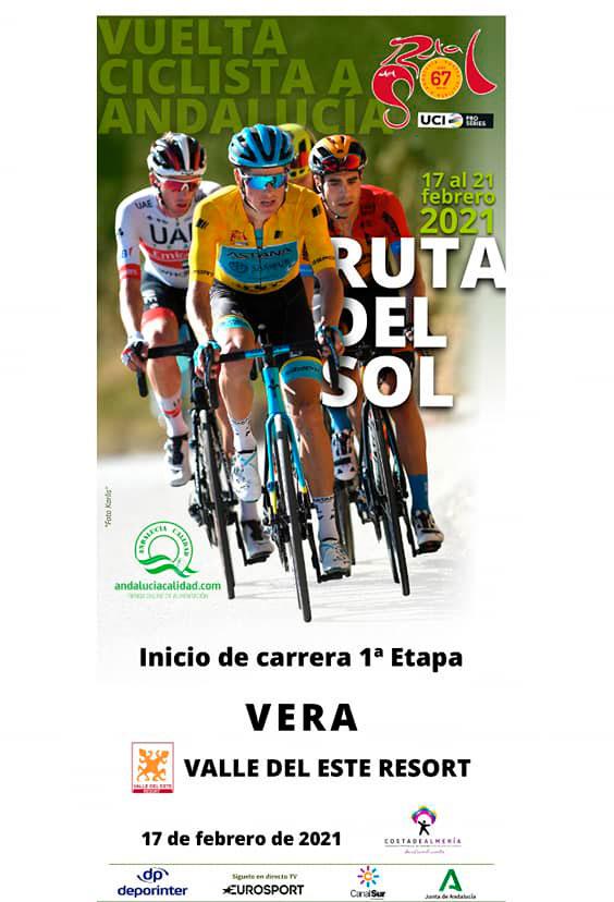 Vuelta Ciclista a Andalucía 2021