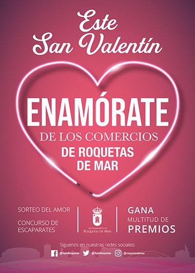 San Valentín 2021Roquetas de Mar