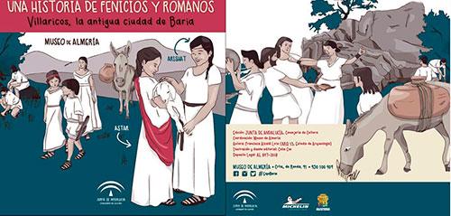 Villaricos, la antigua ciudad de Baria