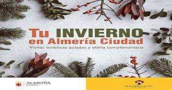 Visitas Guiadas en Almería - Invierno 2021