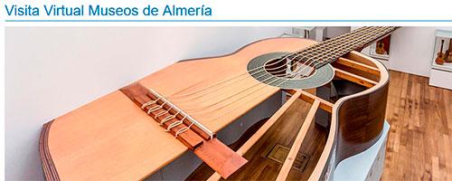 Visita desde casa los Museos de Almería