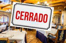 La hosteleria y el comercio de Almería cierra por el COVID19