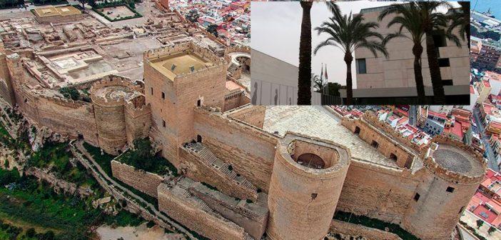El CM Alcazaba y el Museo Arqueológico de Almería