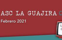 Programación La Guajira - Febrero 2021