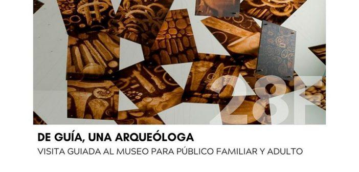 Visita al Museo de Almería De guía, una arqueóloga