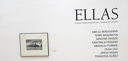 Exposición ELLAS en Almería