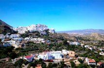 Mójacar entre los pueblos más populares de España