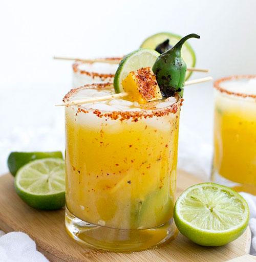 Cócteles Margarita