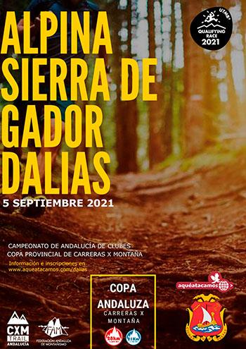 VII ALPINA SIERRA DE GADOR-DALIAS