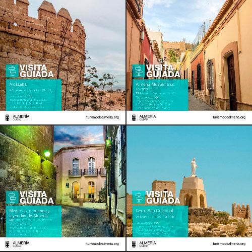 Visitas guiadas por Almería #DíaDeAndalucía