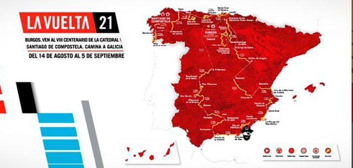 Vuelta Ciclista a España 2021 en Almería
