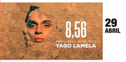 """""""8.56"""" Yago Lamela"""