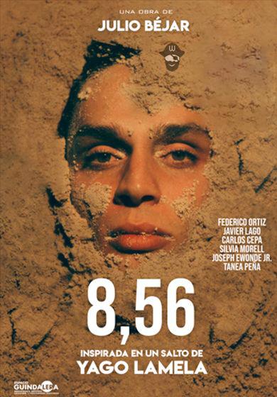 8,56 teatro en Almería