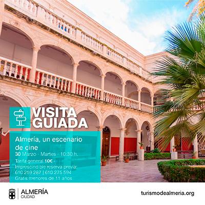 Almería un escenario de cine