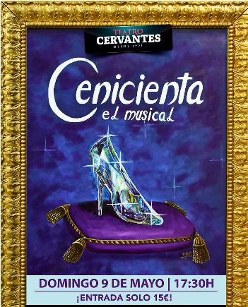 CENICIENTA EL MUSICAL.