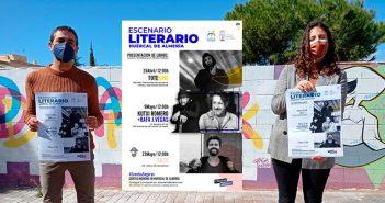 Escenario Literario en Huércal de Almería
