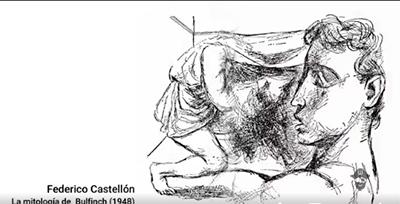 EXPOSICIÓN: FEDERICO CASTELLÓN. ILUSTRACIONES PARA LIBROS