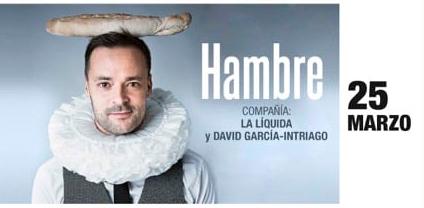 HAMBRE Obra de teatro