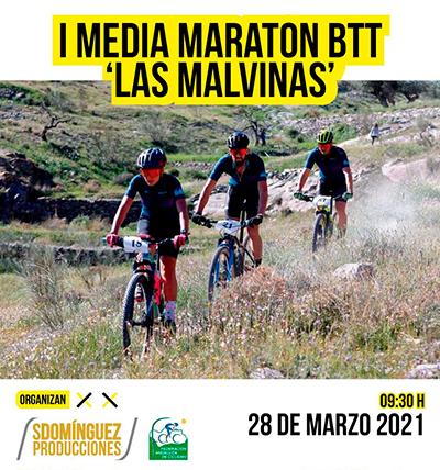 I Media Maratón BTT Las Malvina