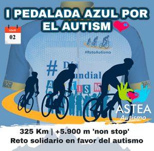 I Pedalada Azul por el Autismo